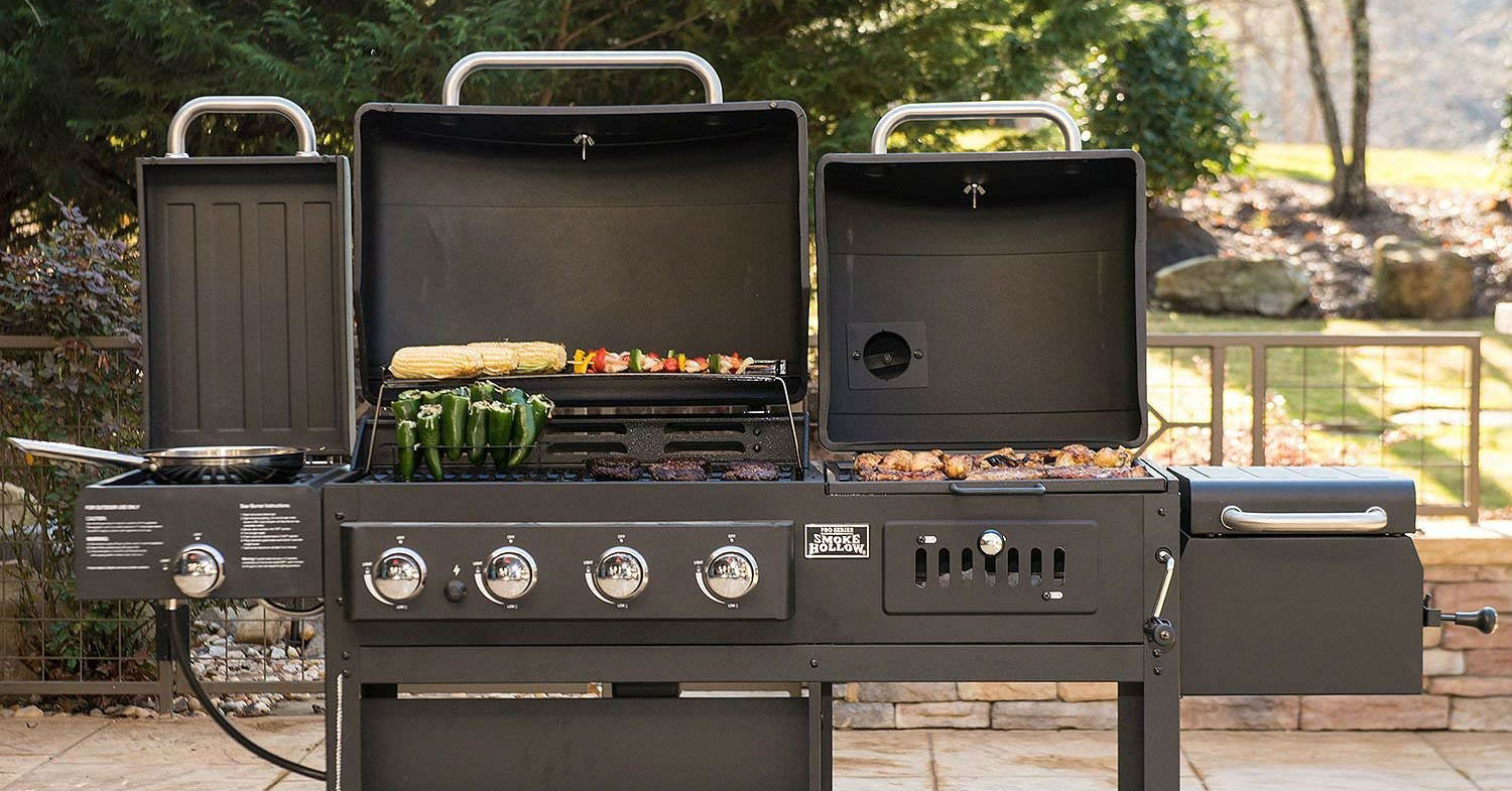 Experience Review on the Best Gas Grill and Smoker Combo