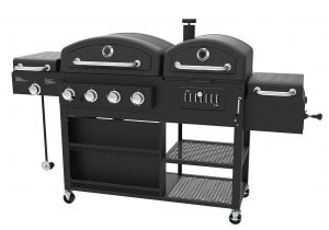 Best Gas Grill And Smoker Combo